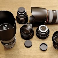 DSLR Lenses for beginners 2017
