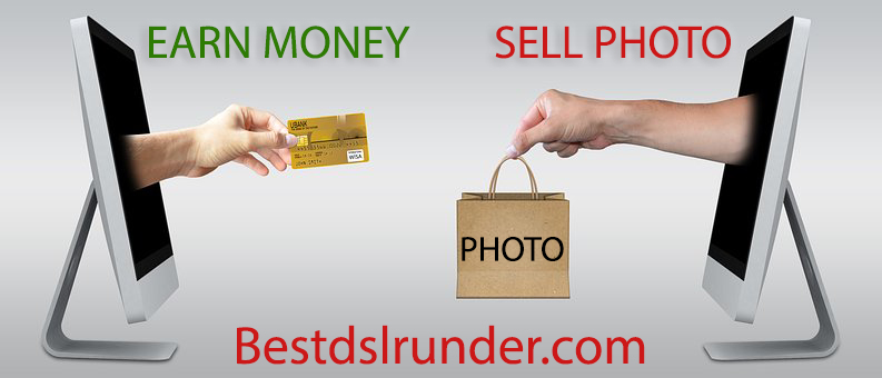 sell images online