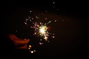 Camera settings for clicking perfect firework in Diwali